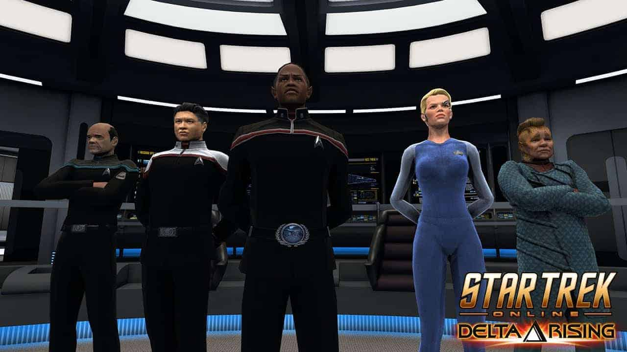 Robert Picardo To Feature In Star Trek Online Bonus Episode
