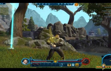 Star Wars: The Old Republic Gameplay – First Impressions HD