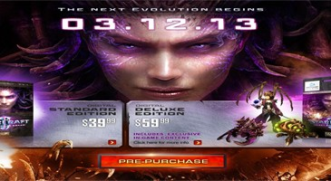 StarCraft II – Heart of Swarm Expansion Set For March Release