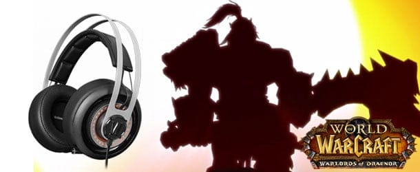 Steel Series World of Warcraft Headset Revealed