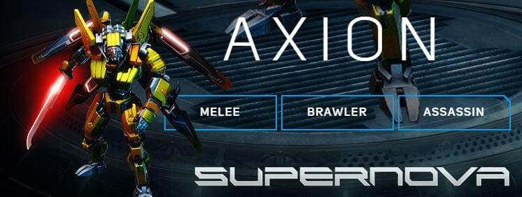 supernova-axion-commander
