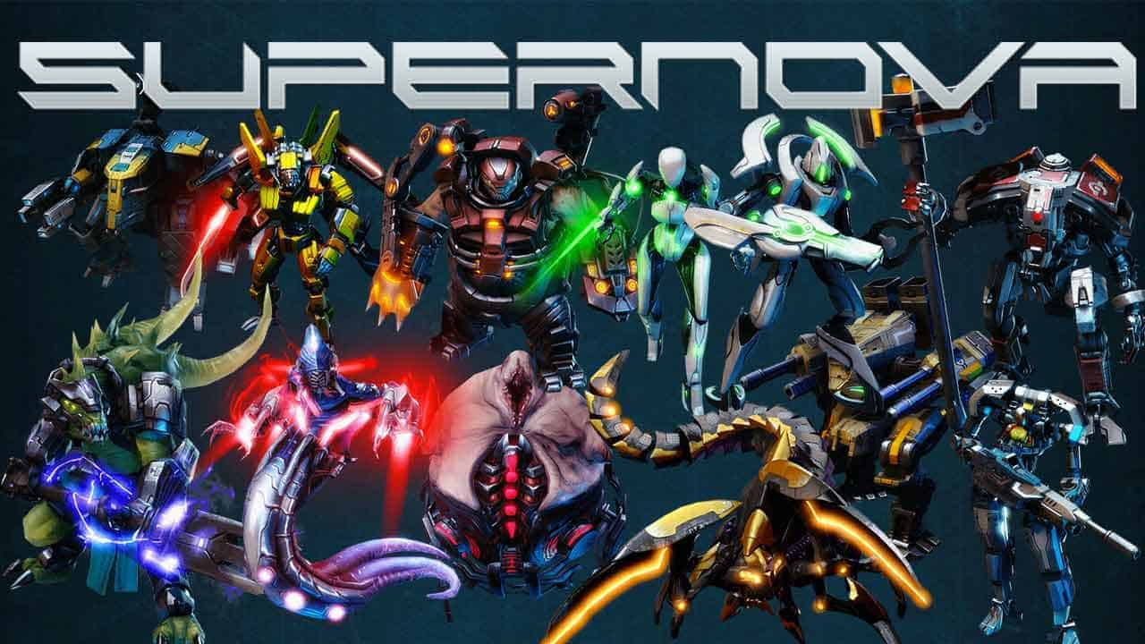 Supernova Commanders Guide
