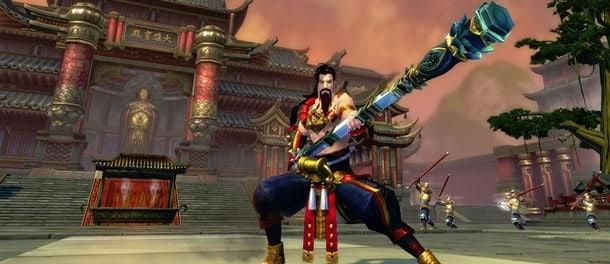 Swordsman Character Classes Guide