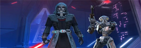 "SWTOR might adopt ""free-to-play"" model"
