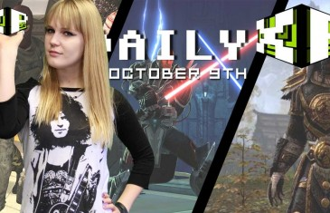 SWTOR Space Combat, TESO, Tactical Intervention and more! | The Daily XP October 9th