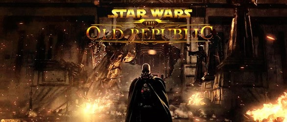 Star Wars The Old Republic Coming in December