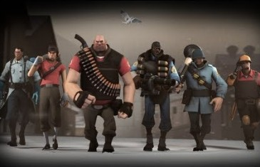 Team Fortress 2 Man vs. Machine Mode Live