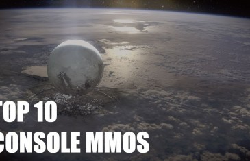 Ten MMOs on Consoles