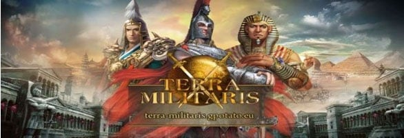 The MMORTS Terra Militaris is opening a new server today
