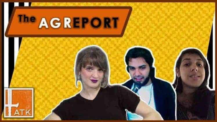 The Attack Gaming Report Is Live!