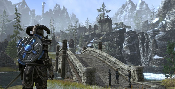 The Elder Scrolls Online All Star Voice Over Cast Revealed