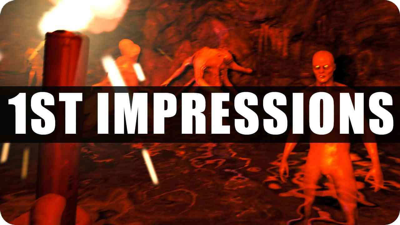 The Forest Gameplay | First Impressions HD