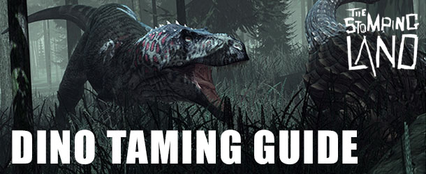 The Stomping Land Walkthrough – Dinosaurs & Taming Guide