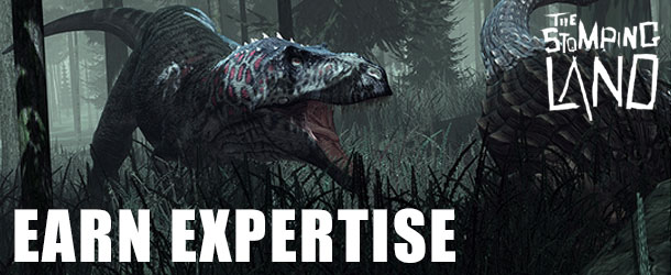 The Stomping Land Walkthrough – How To Earn Expertise Fast
