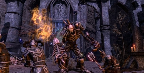 Exciting Infographic Stats Revealed For Elder Scrolls Online