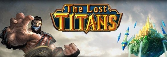 The Lost Titans Early Bird Gift Pack