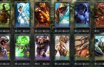 TOME: Immortal Arena Guardians Guide