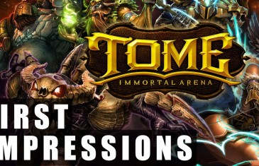TOME: Immortal Arena Gameplay | First Impressions HD