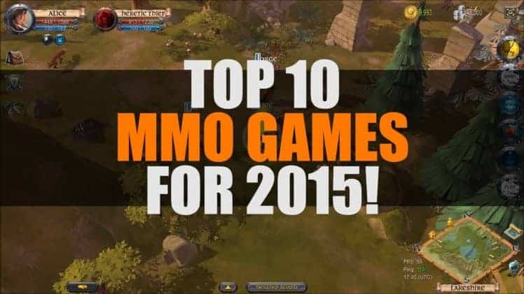 Top 10 Best MMORPGs for 2015 | Top 10 Upcoming Games