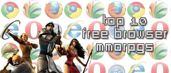 Top 10 Free Browser MMORPG Games