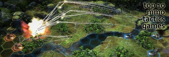 Top 10 Free-to-Play MMO Tactics Games