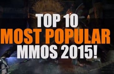 Top 10 Most Popular MMOs 2015 | MMO ATK Top 10