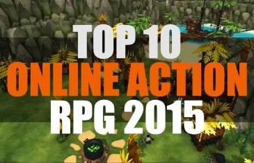 Top 10 Online Action RPGs for 2015