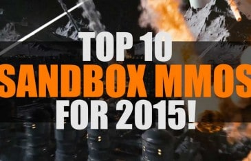 Top 10 Sandbox MMORPGs for 2015