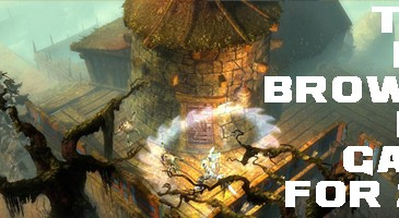 Top 5 Free Browser MMO games for 2012