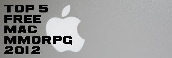 Top 5 free Mac MMORPGs for 2012