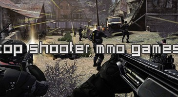 Top Shooter MMO Games