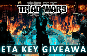 Triad Wars Beta Key Giveaway