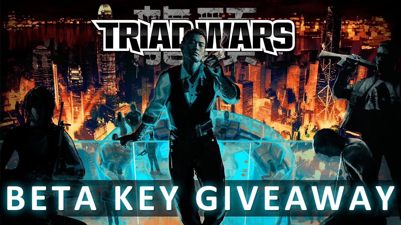 Triad Wars Beta Key Giveaway