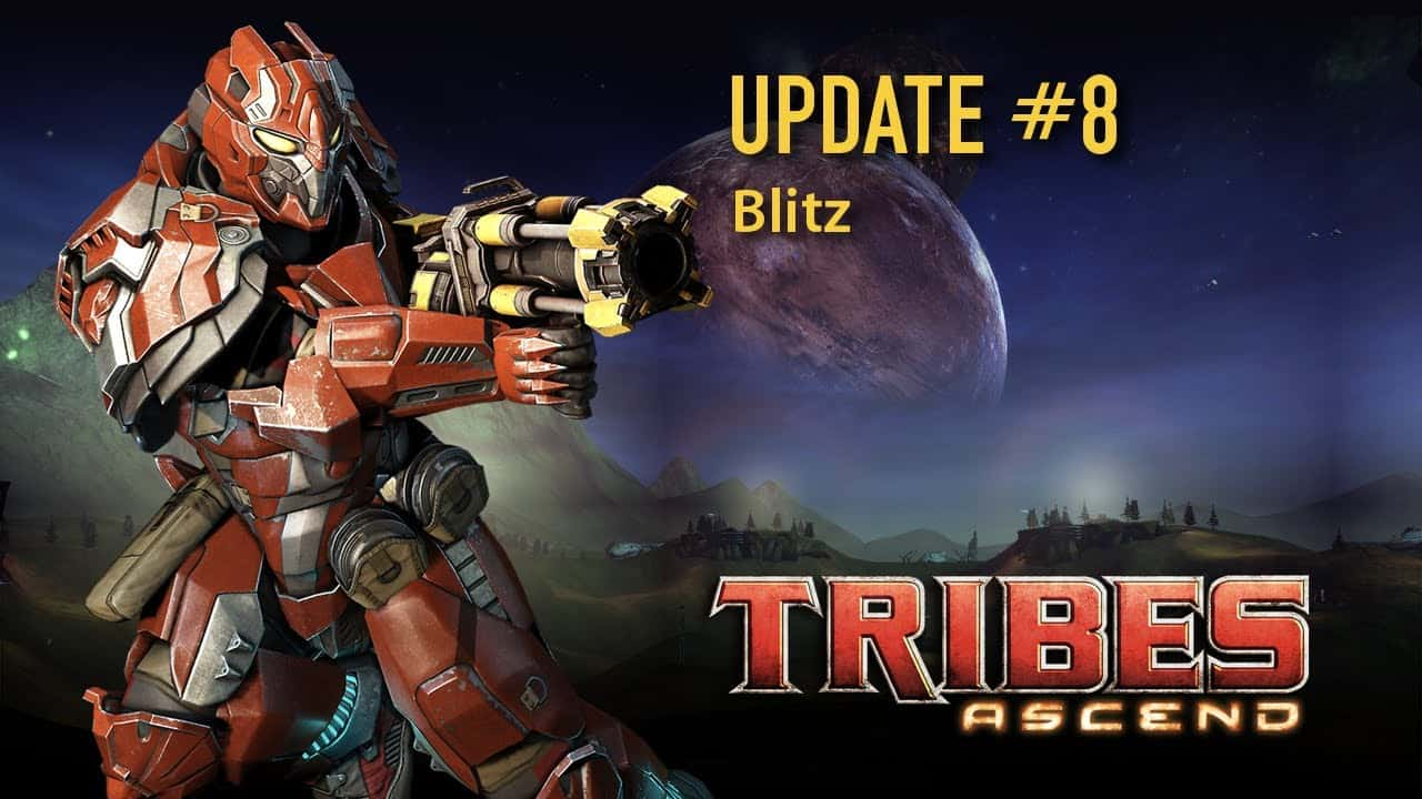 Tribes: Ascend Update Blitz Mode