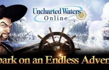 Uncharted Waters Online – Item Code Giveaway