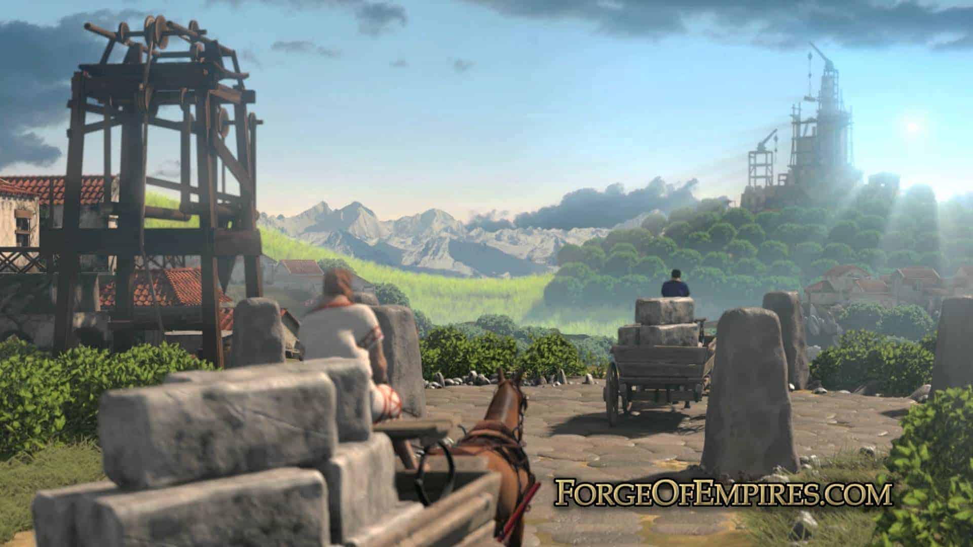 Update on InnoGames Forge of Empires