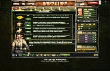 War 2 Glory Full Gameplay and Review