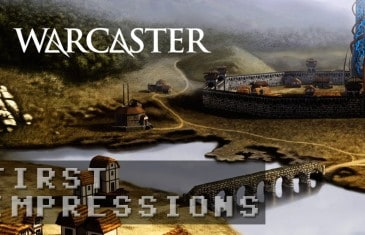 WarCaster Gameplay | First Impressions HD