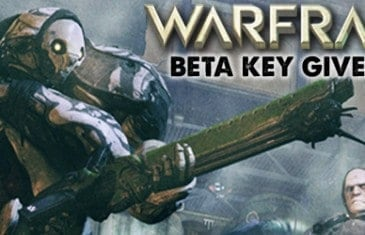 Warframe Closed Beta Key Giveaway