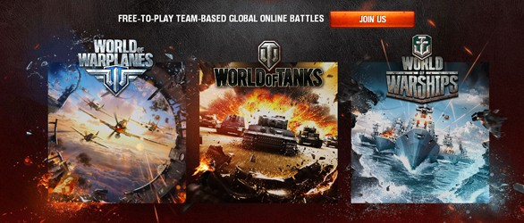 Wargaming Takes Home Two Honors From European Games Award 2012
