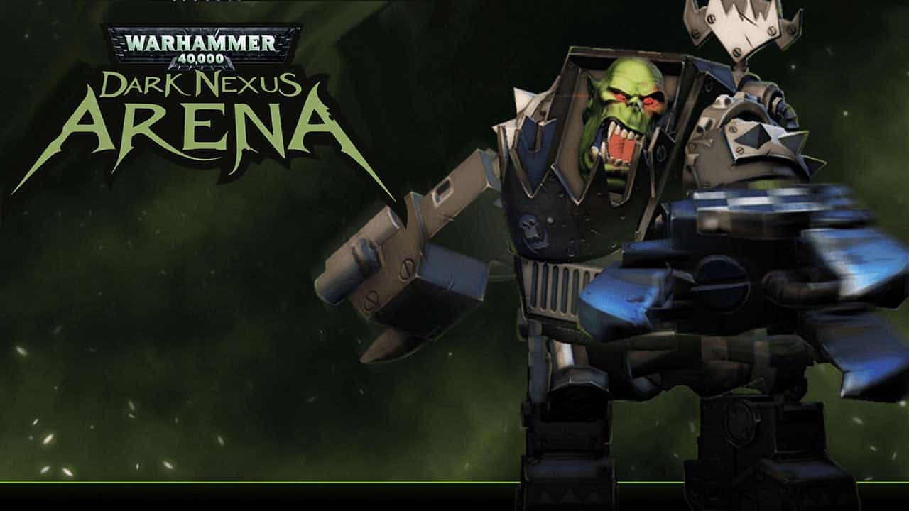 Warhammer 40,000: Dark Nexus Arena Veteran's Guide