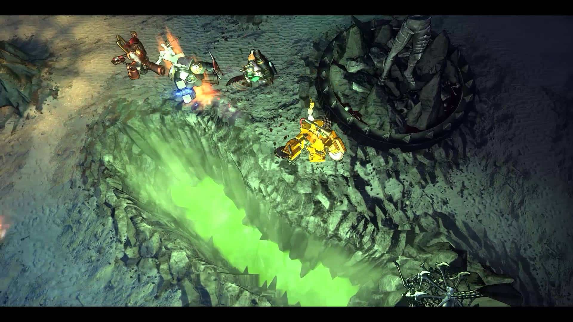 Warhammer 40k's Upcoming MOBA Hits Early Access December 9th