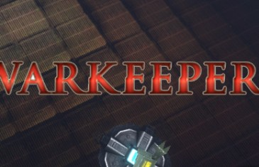 Warkeepers: A bullet hell shooter!