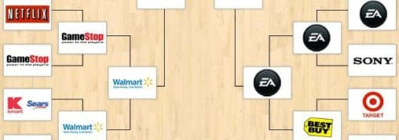 EA keeps winning (losing?) in Consumerist's Worst Company in America tournament