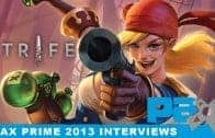What Is STRIFE? – PAX Prime 2013