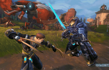 MMORPG Wildstar Enters Second Closed Beta