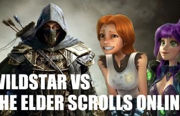 Wildstar vs. The Elder Scrolls Online | Which to Play?