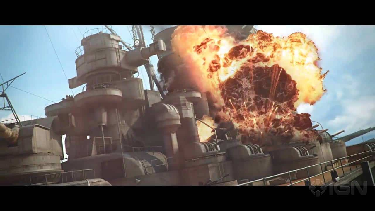 World of Battleships E3 2012 gameplay trailer