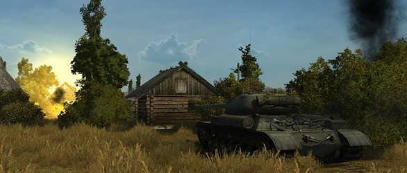 World Of Tanks 8.6 Update Arrives For EU Players