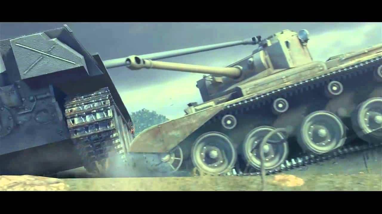 World of Tanks Next update will bring British armored vehicles
